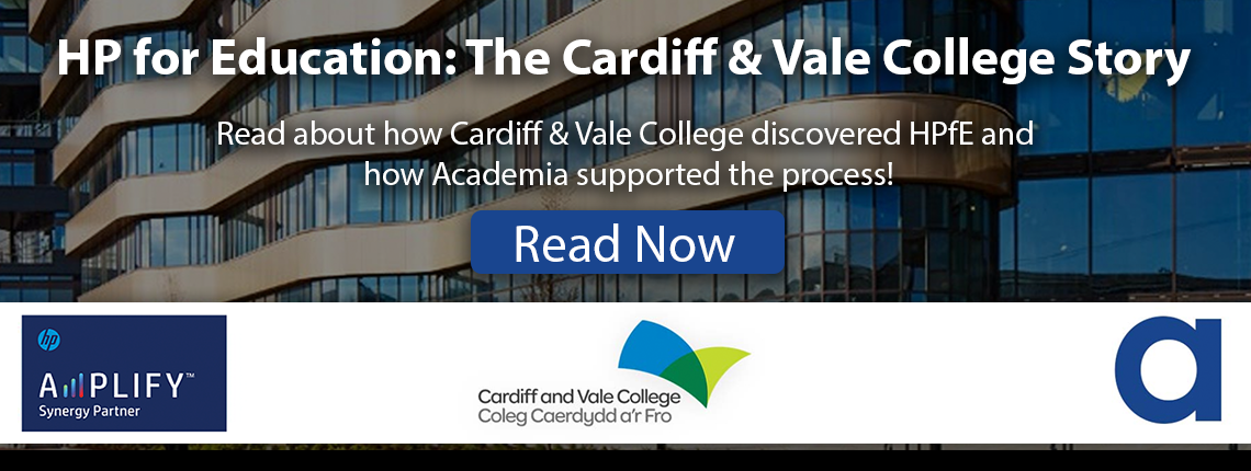 Read about he cardiff and vale case study