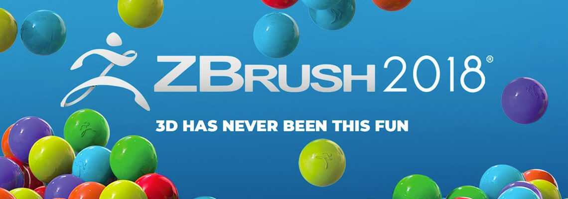 Pixologic's ZBrush 2018 just released. Available today!