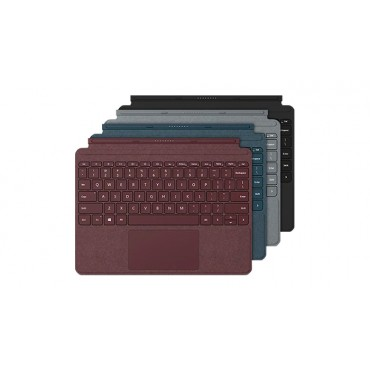 Surface Go Signature Type Cover – Cobalt Blue