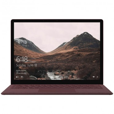 Surface Laptop Intel Core i7/16GB RAM/512GB – Burgundy