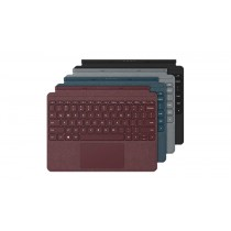 Surface Go Signature Type Cover – Burgundy