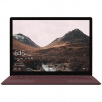 Surface Laptop Intel Core i7/8GB RAM/256GB – Burgundy