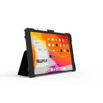 "Extreme Folio-X for iPad 7 10.2"" (2019) (Black)"