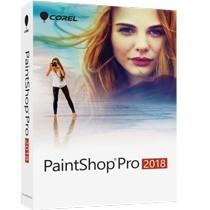LCPSP2018MLA1 - Paintshop Pro 2018 Small Image