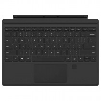 Surface Pro Signature Fingerprint Reader Keyboard Type Cover – Black