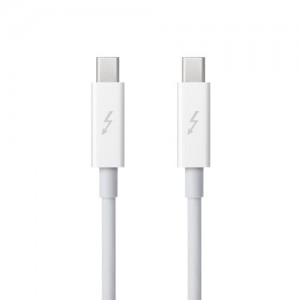 Apple Thunderbolt Cable (0.5 m)