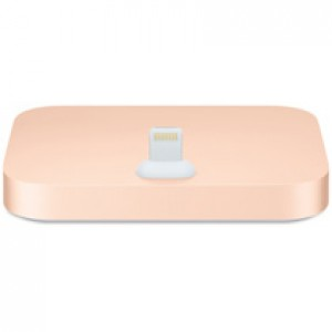 MQHX2ZM/A - iPhone Lightning Dock – Gold Small Image