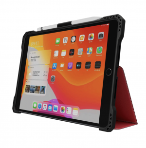 "Extreme Folio-X for iPad 7 10.2"" (2019) (Red)"