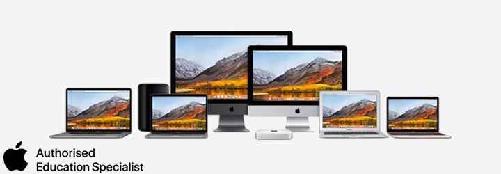 Save on all your Apple hardware from desktops and laptops to accessories.