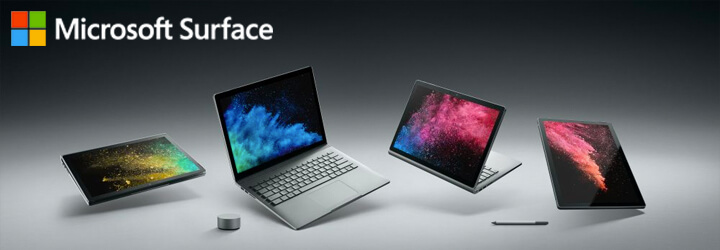 Microsoft Surface hardware exclusively for education including bundles not available anywhere else.