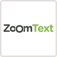 Shop Zoomtext from Academia